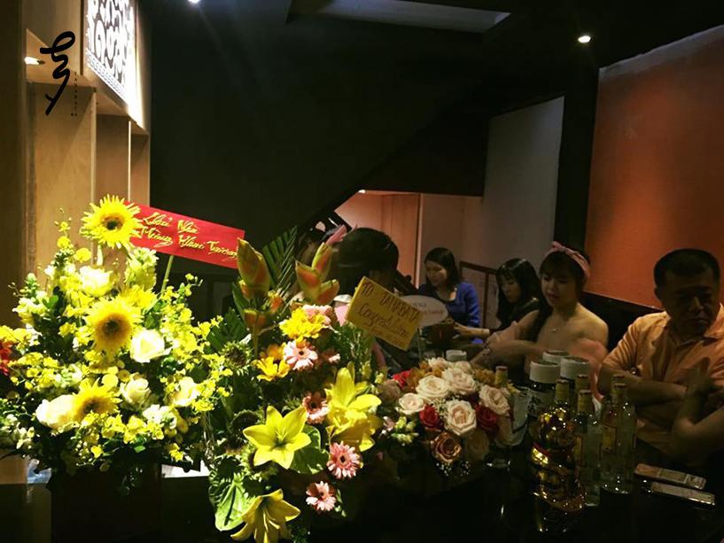 Tanabata khai trương quán bar thứ 14