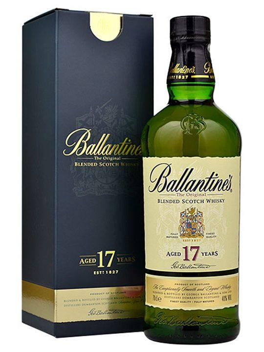 BALLENTINE'S 17
