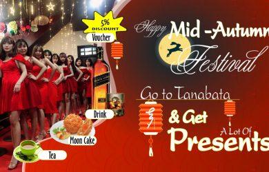Chương trình khuyến mãi dành cho khách hàng Tanabata