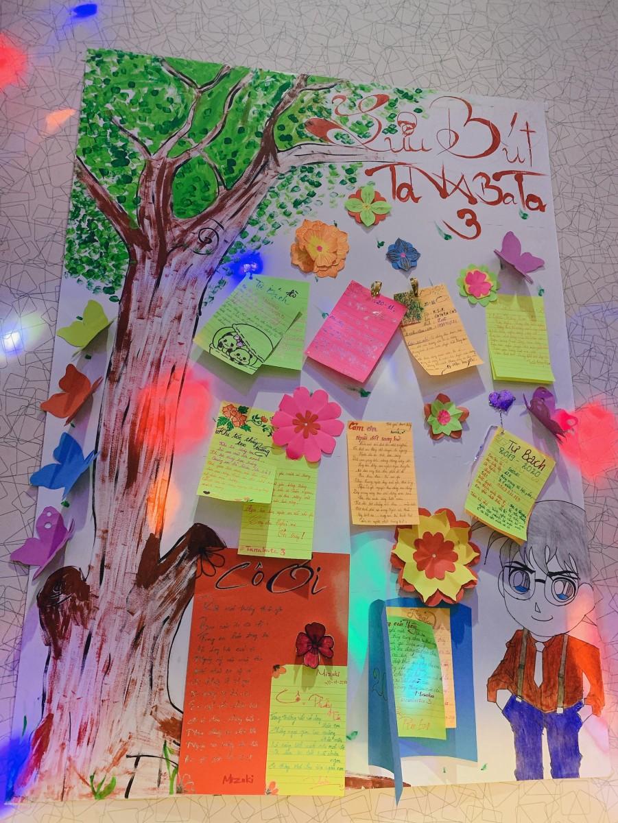ngày nhà giáo việt nam tại Tanabata