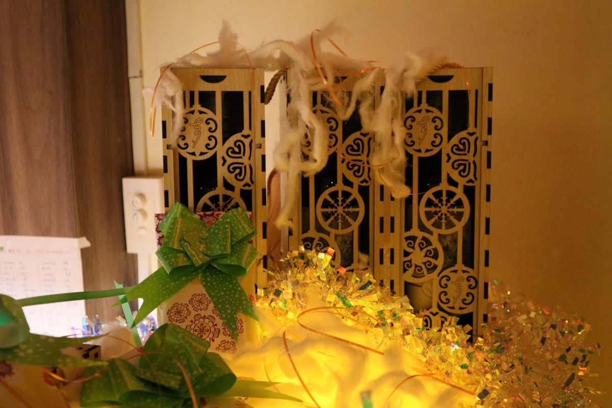 Món quà giáng sinh tại Tanabata