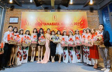 Tất niên Tanabata 2019