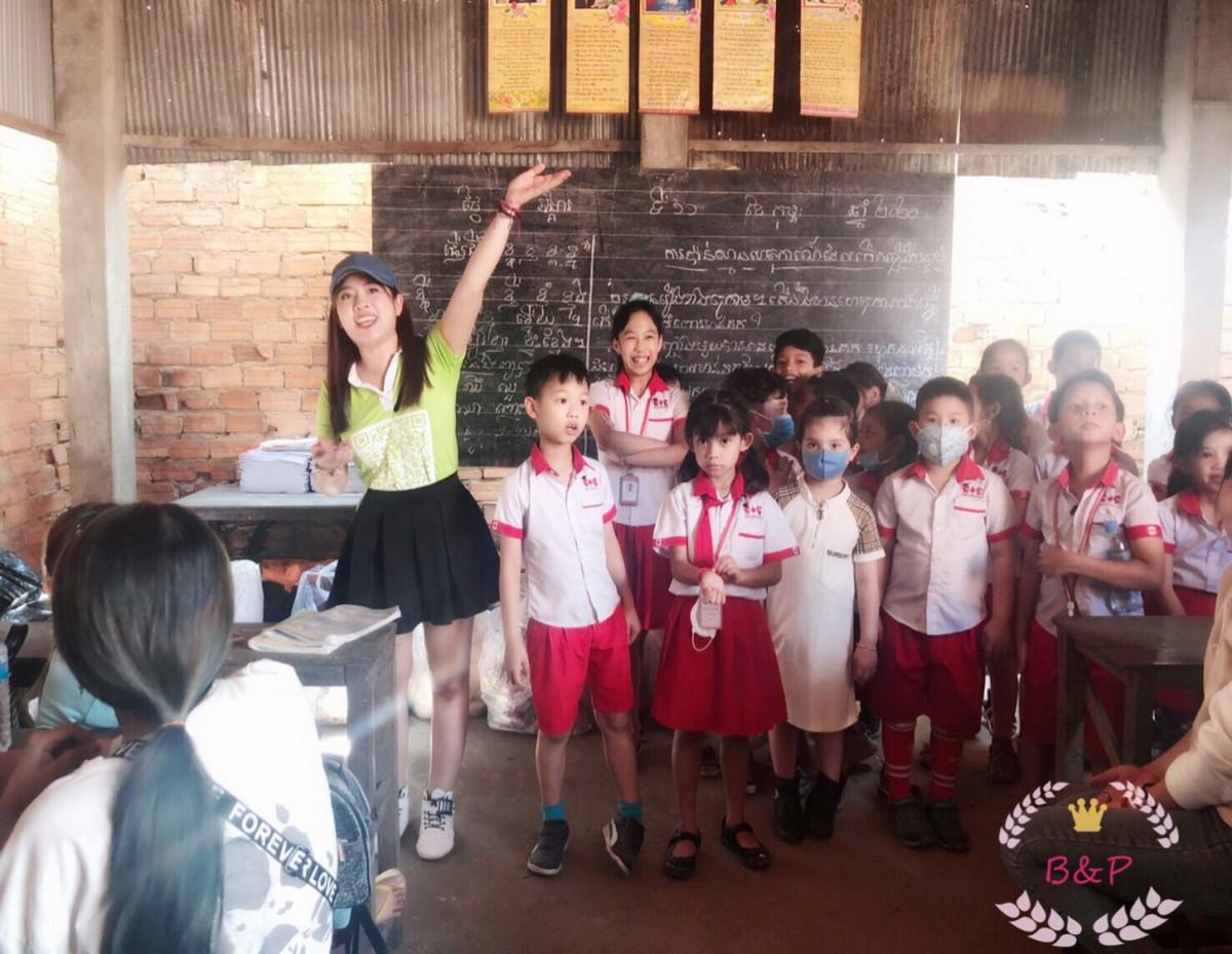 Tanabata Cambodia đi từ thiện